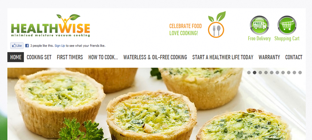Healthwise-Cookware-Sai-Web-Developers